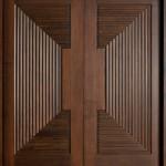 Ahşap kapı tasarımları, resimleri