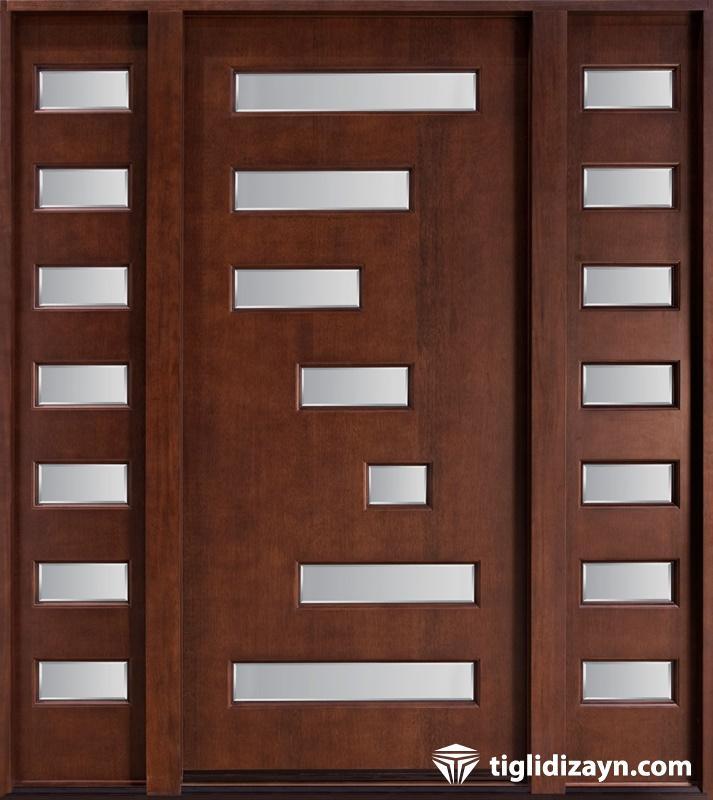 İstanbul ahşap kapı modelleri