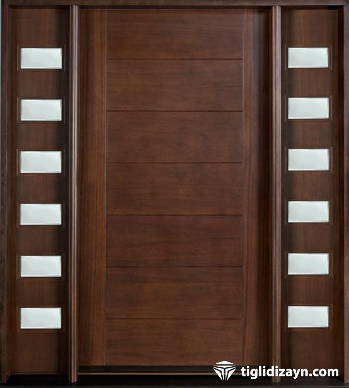 Ev için en güzel kapı örnekleri