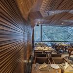 Restaurant tavan dizaynları 3