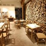Odunlar ile yapılabilecek ahşap tasarımlar