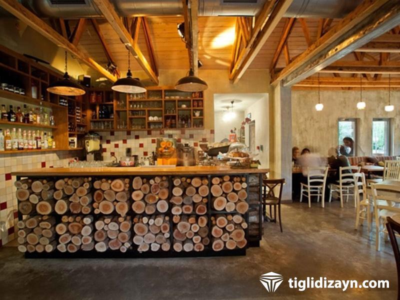 Bar ahsap dizayn114 t l dizayn t l dizayn for Bar para casa rustico