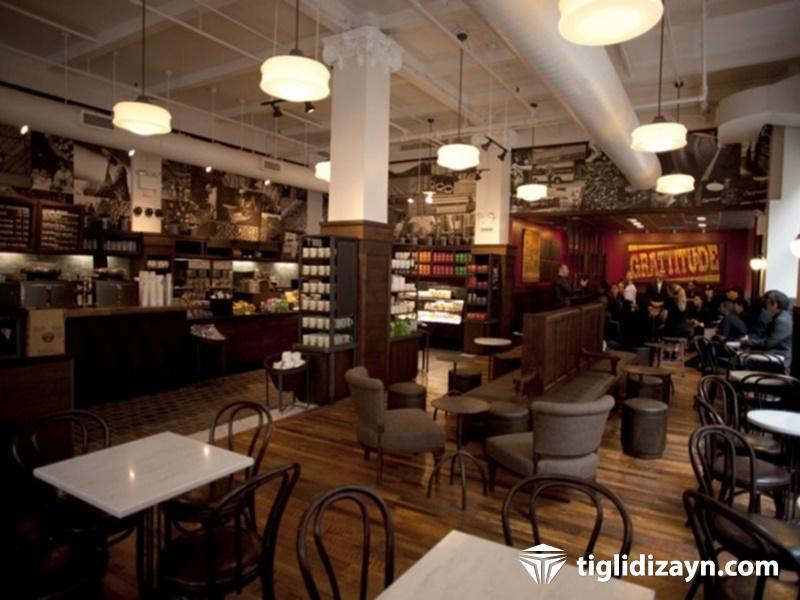 En iyi ahşap cafe dizayn firması