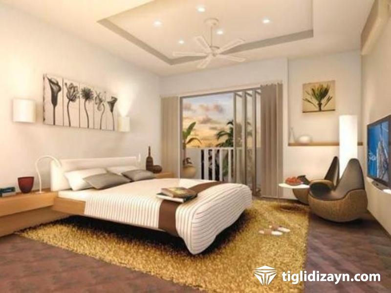 En güzel ahşap yatak odası tasarımları