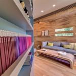 En güzel ahşap oturma odası tasarımları