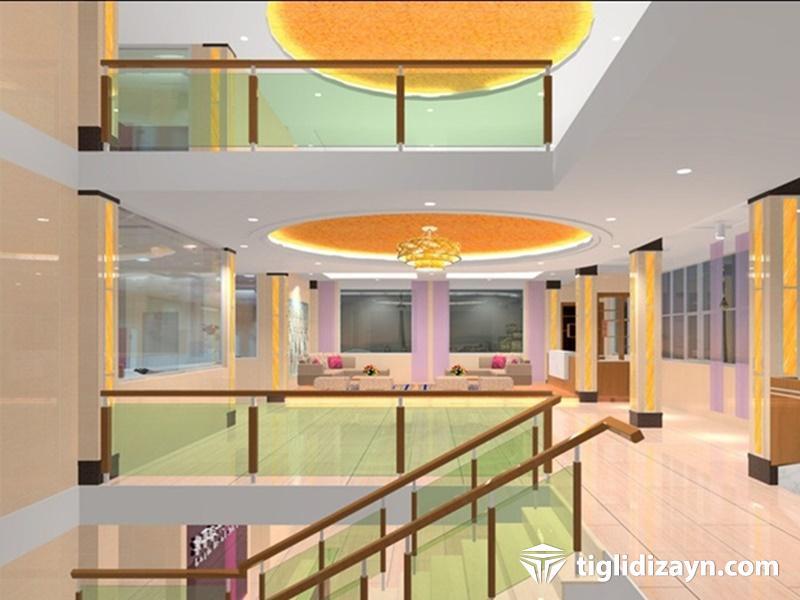 3d Hastane dizayn çalışmaları