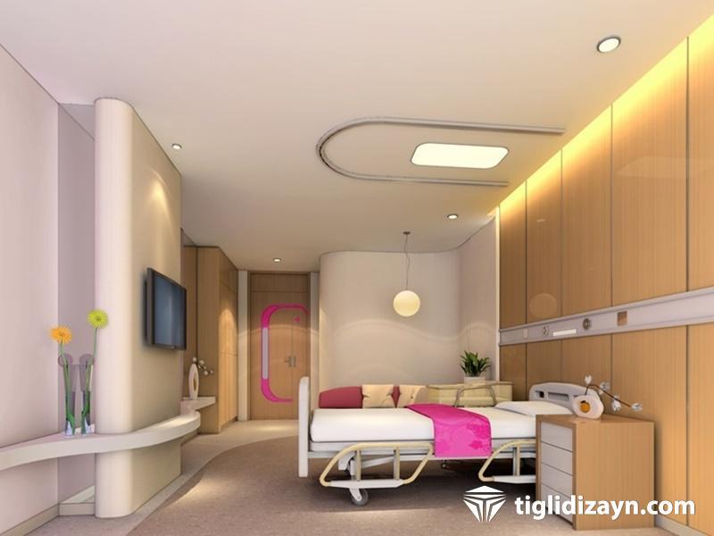 Hasta odası ahşap dizayn ve dekorasyon firması