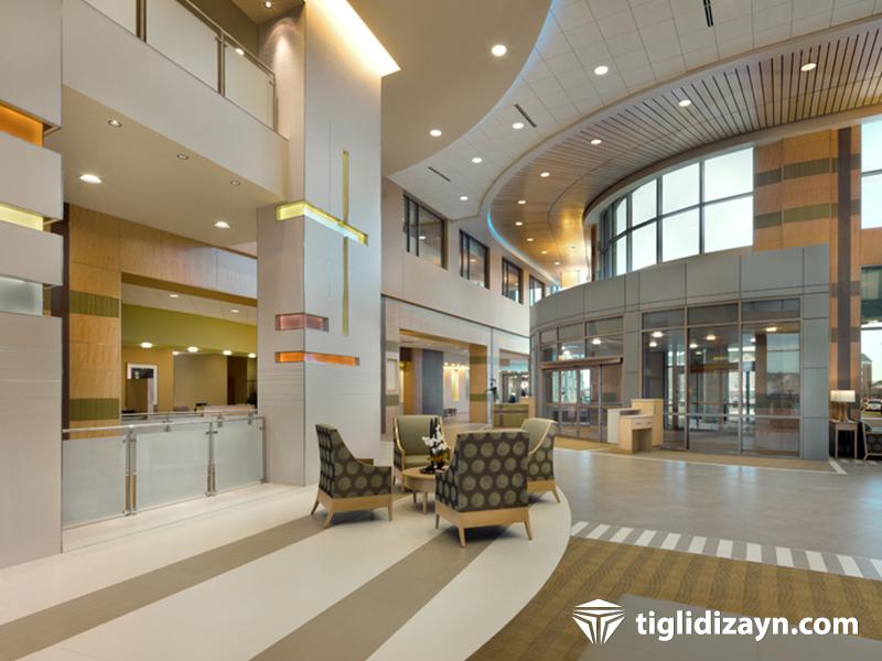 Hastane içi dizayn resimleri