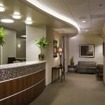 Hastane ahşap iç dizayn ürünleri