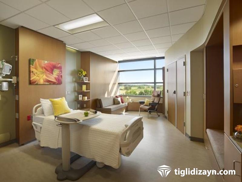 Hastane ahşap iç dizayn resimleri 2