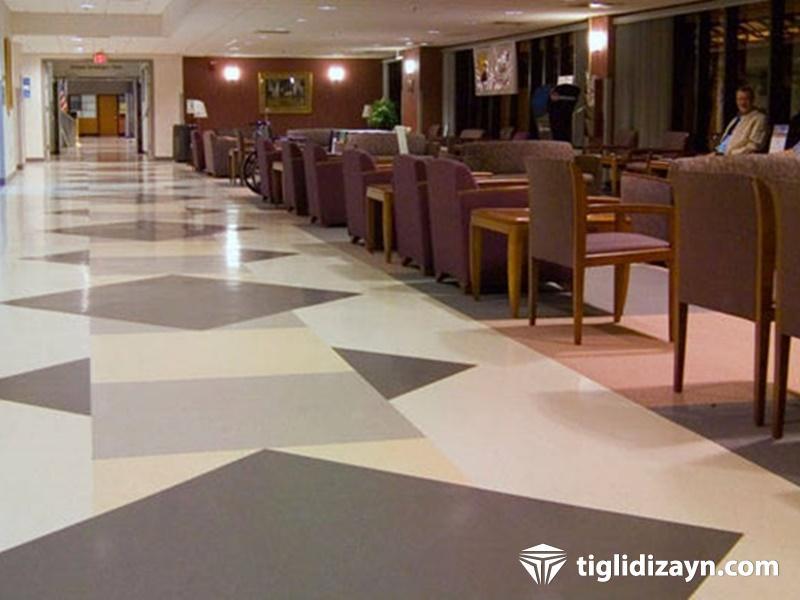 Hastane bekleme salonu ahşap dizayn ve dekorasyon firması