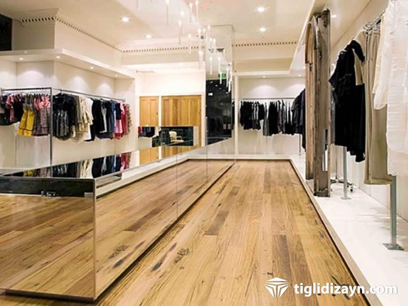 Ma aza dizayn nda ah ap al ma rnekleri t l dizayn for Interior design retail agency