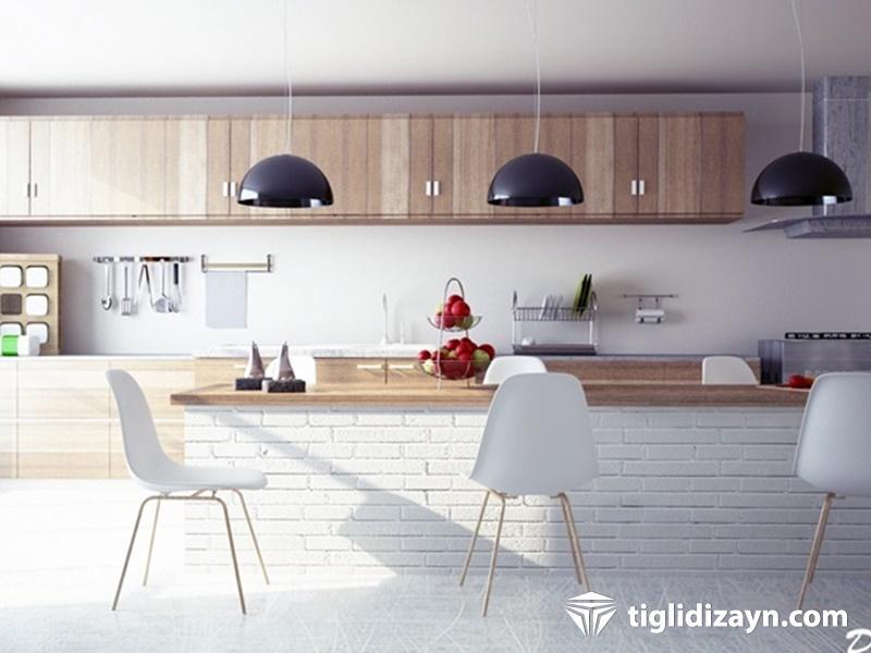 en sade ve güzel mutfak dolabı örnekleri