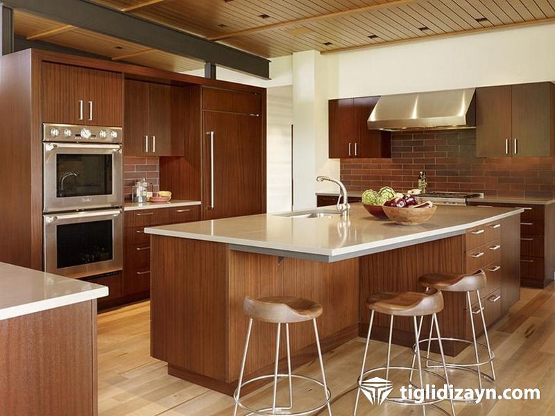 Şık ve kaliteli mutfak dekorasyonları
