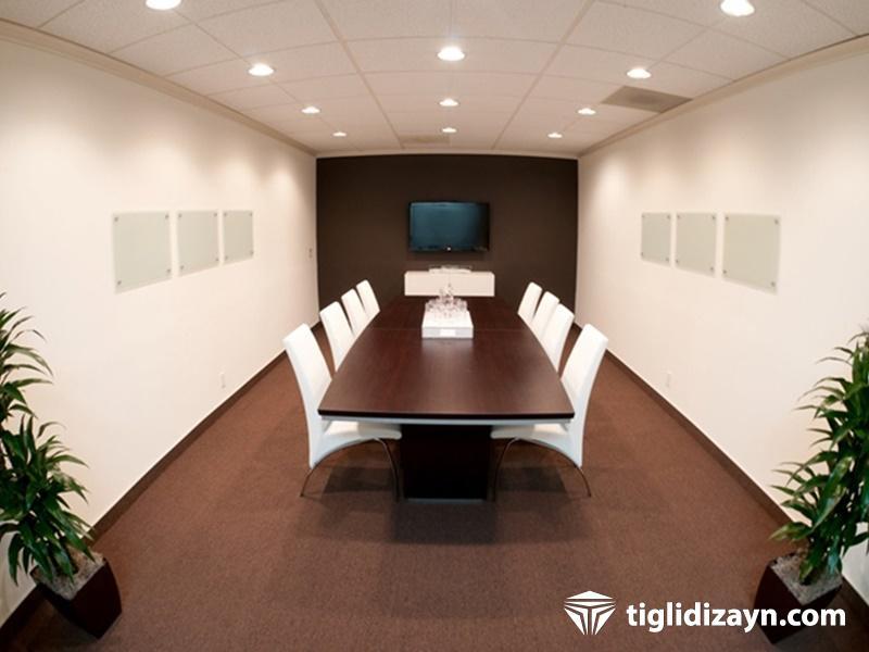 En güzel toplantı salonu dizayn örnekleri