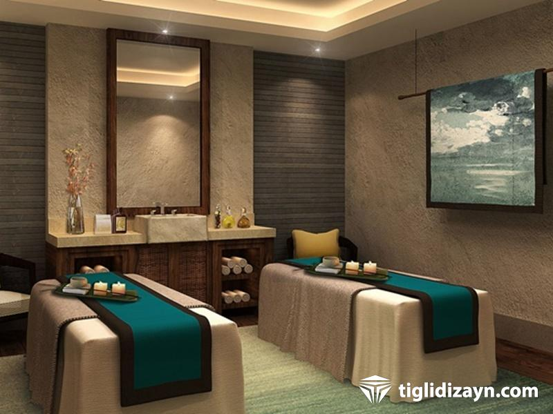Otel ahşap oda dizayn resimleri