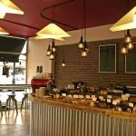 Ahşap tasarım örnekleri - Pastane